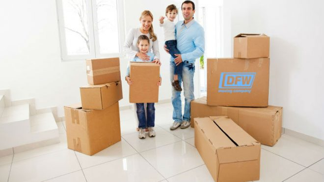 HOUSEHOLD MOVERS DALLAS