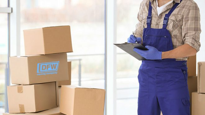 LOCAL MOVERS DFW