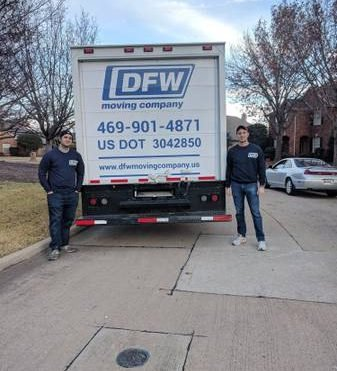 MOVERS DALLAS, TX WITH EXPERIENCE: COMFORTABLE MOVING