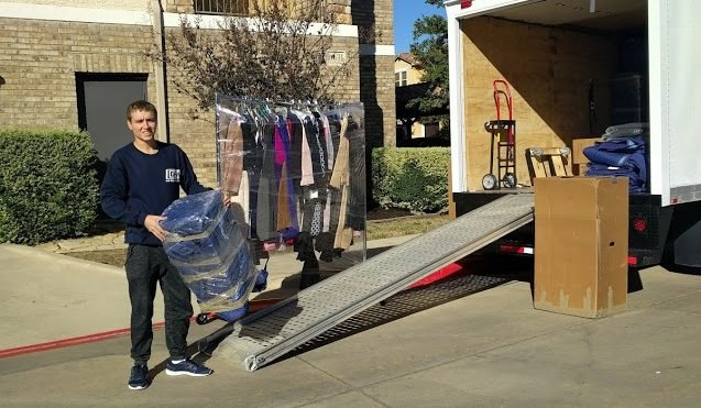 PROFESSIONAL DALLAS MOVERS: HOW TO PACK A MOVING TRUCK