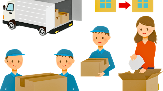 Dallas Moving Company: the best solution for your business