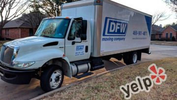 DFW Moving Company Yelp