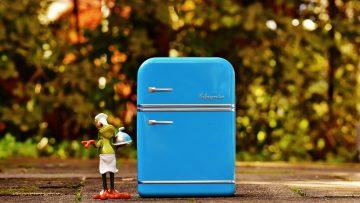 Refrigerator movers