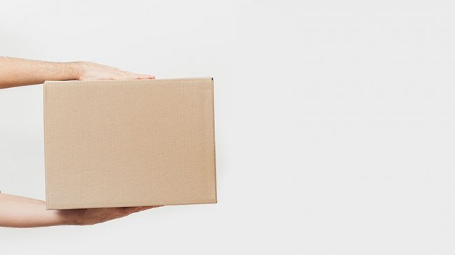 Eco friendly boxes for packaging from DFW Moving Company