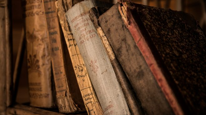 How to Safely Move Old Books