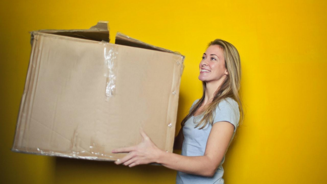 Serious Mistakes When Moving by Yourself