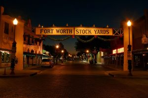Fort Worth mover